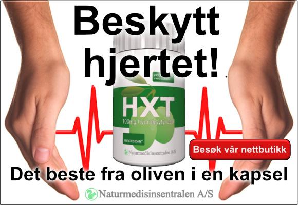 Hydroksytyrosol fra oliven